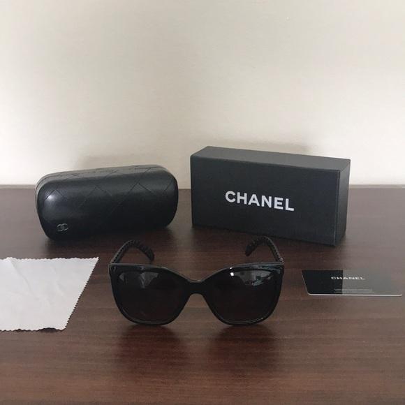 5b5a48309e01 CHANEL Accessories | Sunglasses | Poshmark